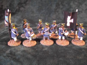 Prussian Landwehr 1813-1815 Napoleonic Wars